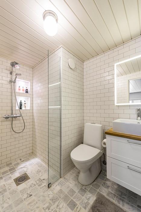 Uusi kylpyhuone | OKT, Helsinki