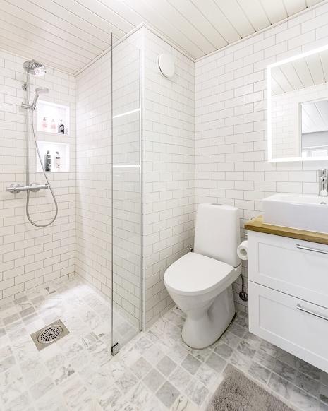 Uusi kylpyhuone | OKT Helsinki