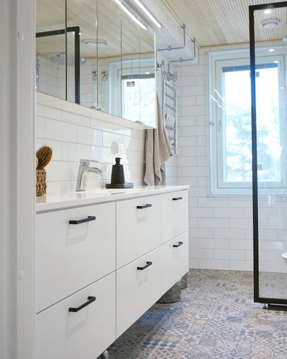 2 x kylpyhuone ja keittiö | KT Munkkivuori